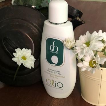 Crema fluida idratante corpo